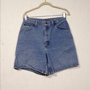 Wrangler   Vintage wrangler mom shorts 10